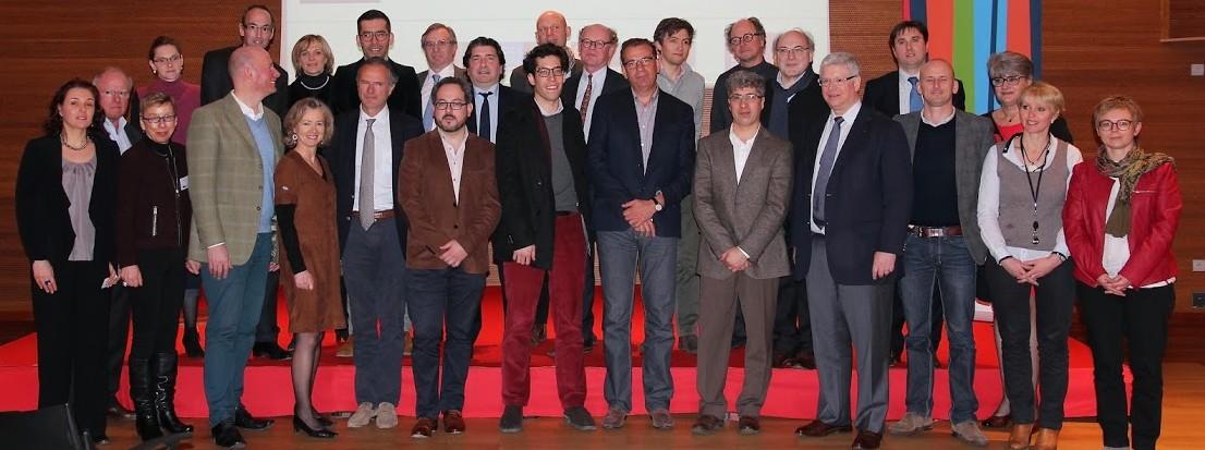 La 1ère promotion de l'IME Nord de France